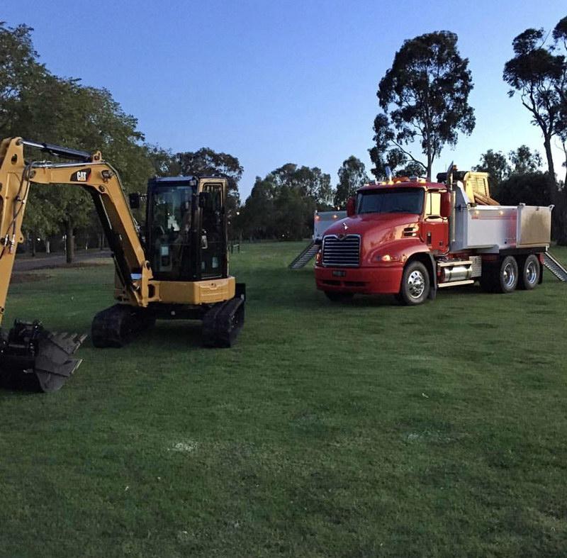 Prince Excavations - Equipment